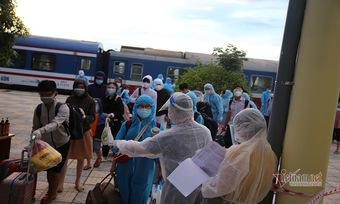 Hủy chuyến bay do đại gia tài trợ đưa người Hà Tĩnh về quê tránh dịch