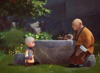 Chú tiểu mang hòn đá đi bán nhưng không nói một lời, cuối cùng đúc kết bài học để đời: Ý thức quyết định vị trí, vị trí khẳng định giá trị!