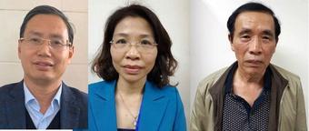 Cựu Chủ tịch Hà Nội Nguyễn Đức Chung thao túng đấu thầu tại Sở KH-ĐT