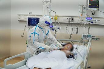 106 bệnh nhân nặng hồi phục tại BV Hồi sức COVID-19 TPHCM