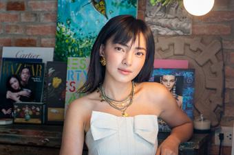"""Giữa lúc Binz bị gọi tên có phải """"rapper số 1 Việt Nam"""" hay không? - Châu Bùi vẫn đu trend """"vũ điệu chặt thịt"""" cực chất trên TikTok"""