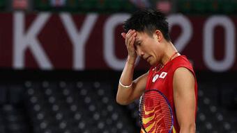SỐC: Kento Momota bị loại ngay ở vòng bảng Olympic Tokyo 2020