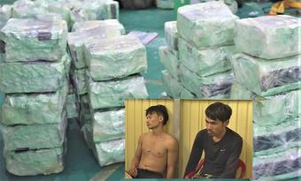 Đắk Lắk: Phát hiện đối tượng vận chuyển 200kg ma túy