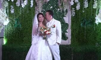 Dàn sao hải ngoại mừng đám cưới bạc của Lê Quang