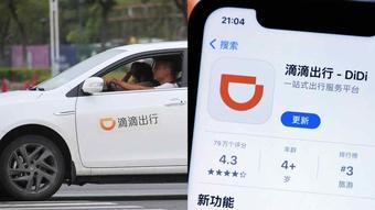 ''Uber Trung Quốc'' sa cơ, các đối thủ giành giật khách hàng