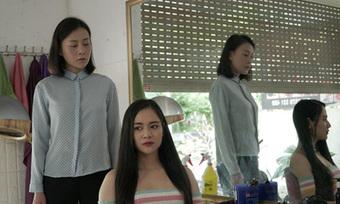 """Vợ """"shark Long"""" phim Hương vị tình thân: Là mỹ nhân màn ảnh, từng đụng độ Phương Oanh"""