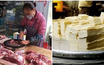 Chớ mua thịt lợn sớm, tránh mua đậu phụ muộn