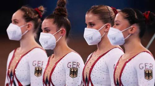 Người đẹp Đức diện trang phục chống lạm dụng tình dục ở Olympic Tokyo