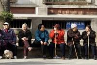 Trung Quốc rơi vào tình thế ''chưa giàu đã già''