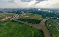 Siêu dự án Saigon Sports City gần như bất động sau 2 năm khởi công