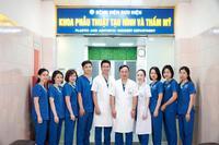 Làm đẹp an toàn tại khoa Phẫu thuật tạo hình và Thẩm mỹ – Bệnh viện Bưu điện