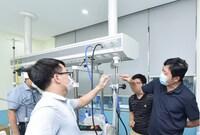 Chủ động sản xuất máy ôxy dòng cao phòng, chống dịch COVID-19