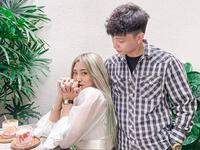 Lộ ảnh ôm trai giữa biến ly hôn Vinh Râu, Lương Minh Trang nói gì?