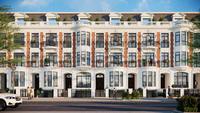 Nhà phố cạnh bến du thuyền: Hấp lực của bất động sản hàng hiếm