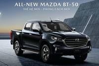 Mazda BT-50 thế hệ mới sắp về Việt Nam: Bán tải cho người đi phố