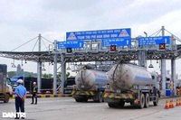 Dừng thu phí trạm BOT Bình Định để phòng chống dịch Covid-19