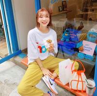 3 cách mix đẹp như gái Hàn với quần suông – kiểu đồ 'hack chân' số một