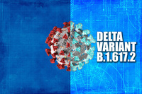 CDC Mỹ: Biến thể Delta lây nhanh như thủy đậu, mạnh hơn cúm mùa