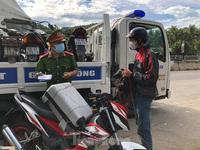0h ngày 1/8 tỉnh Quảng Ngãi sẽ dừng tiếp nhận người về từ vùng có dịch