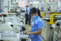Bắc Ninh triệt để ''3 cùng'' khi 314.000 công nhân ở lại tỉnh làm việc