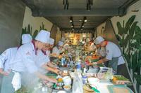 Đấu trường ẩm thực cho các đầu bếp trẻ