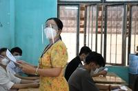 Quảng Ngãi: Thí sinh vùng cách ly y tế dự thi tốt nghiệp THPT tại địa phương