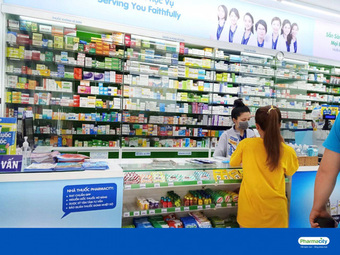 Hà Nội công bố 76 nhà thuốc, quầy thuốc phục vụ người dân trong thời gian giãn cách xã hội