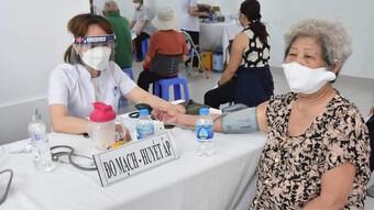 TP.HCM đặt mục tiêu tiêm mũi 1 vaccine Covid-19 cho 70% dân số trong tháng 8