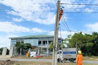 PC Quảng Trị: Đảm bảo cấp điện các khu cách ly tập trung