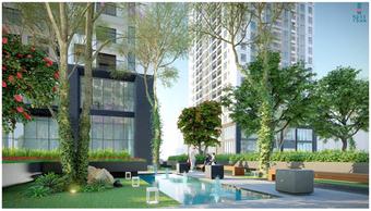 Giới đầu tư địa ốc chuộng căn hộ sắp bàn giao