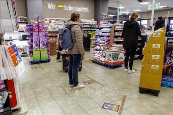 Đức: Lạm phát tăng lên mức cao nhất từ năm 2008