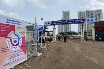 Hà Nội: Xây dựng Trung tâm Hồi sức tích cực cho bệnh nhân Covid-19