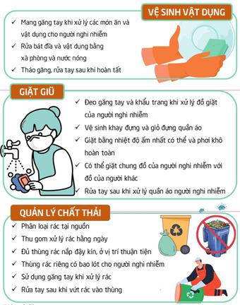 Hướng dẫn pha dung dịch khử khuẩn nhà tránh lây nhiễm Covid-19