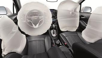 Ô tô Subaru trang bị túi khí bên ngoài bảo vệ người đi bộ