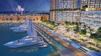 Đâu là hấp lực khiến tòa tháp mới Sun Marina Town trở thành điểm đến của giới thượng lưu