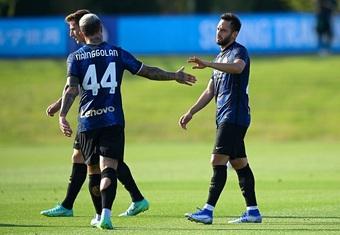 Inter đại thắng 6-0, HLV Inzaghi ngả mũ trước tân binh