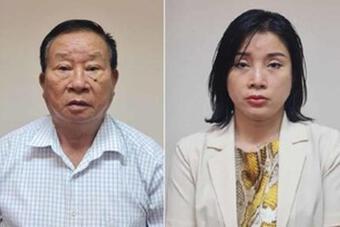 Bắt GĐ công ty thiết bị y tế vụ vi phạm về đấu thầu tại BV Tim Hà Nội
