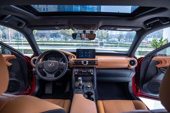 Lexus Signature 2021: Công nghệ đẳng cấp dẫn lối những đam mê trải nghiệm