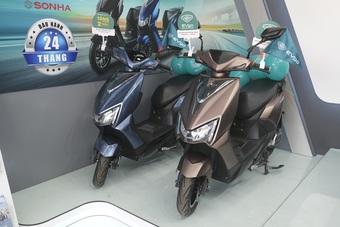 Sơn Hà lấn sân sang lĩnh vực xe máy điện, hợp tác cùng Bosch