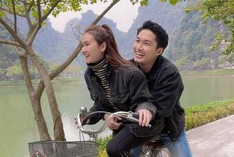 Đường tình dàn cast 'Mùa Hoa Tìm Lại' hạnh phúc khác hẳn trên phim