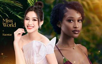 Mỹ nhân tóc xù đại diện Belize tại Miss World: Vẻ đẹp ''lạ'' đối lập với sắc vóc tươi trẻ của Đỗ Hà