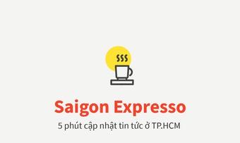 Saigon Expresso: Shipper chạy liên quận và được đề xuất tiêm vaccine