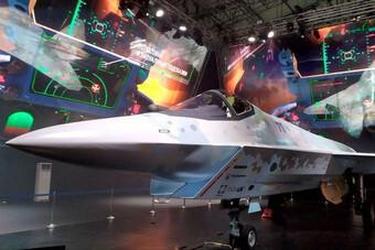 [ẢNH] Trận chiến giữa Su-75 Nga và F-35 Mỹ 'sẽ không giống trong phim'