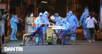 Tối 30/7: 3.657 ca Covid-19, hơn 3.700 bệnh nhân được ra viện
