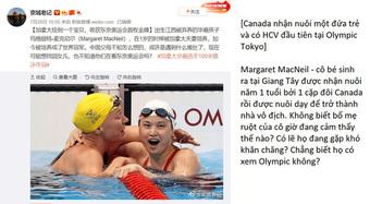 Nhà vô địch Olympic 2020 từng bị bố mẹ người Trung Quốc bỏ rơi làm mạng xã hội dậy sóng