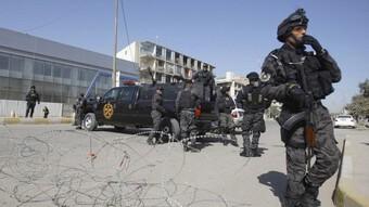 Hai quả rocket rơi gần đại sứ quán Mỹ tại Iraq