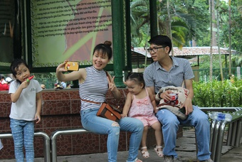 Sài Gòn của tôi ngày thường rộn rã: Những hình ảnh ai xem cũng quay quắt nhớ