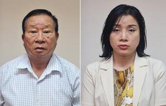 Khởi tố Giám đốc và kế toán trưởng liên quan đến vụ án Bệnh viện Tim Hà Nội