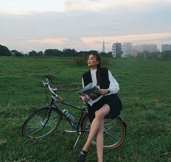 Thanh Hằng – Nữ diễn viên, người mẫu yêu thích du lịch thiên nhiên nhất showbiz Việt