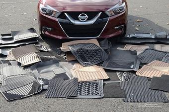 Nguy cơ kẹt chân ga vì món phụ kiện nhiều ô tô tại Việt Nam lắp thêm